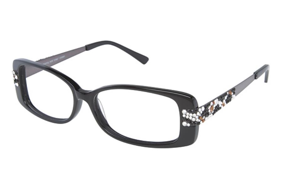 Jimmy Crystal New York Cosmo Eyeglasses FREE Shipping