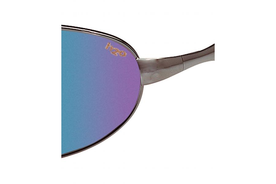 Revo RE 3030 Sunglasses in 080/65 Gunmetal w/Stealth blue mirror polar lenses