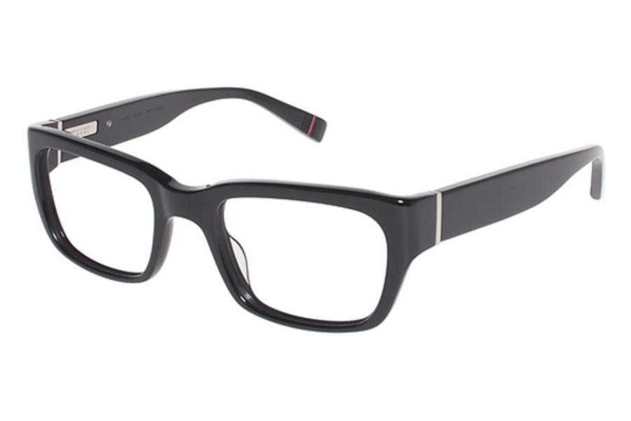 marius morel 1880 1969m eyeglasses in black - Morel Frames