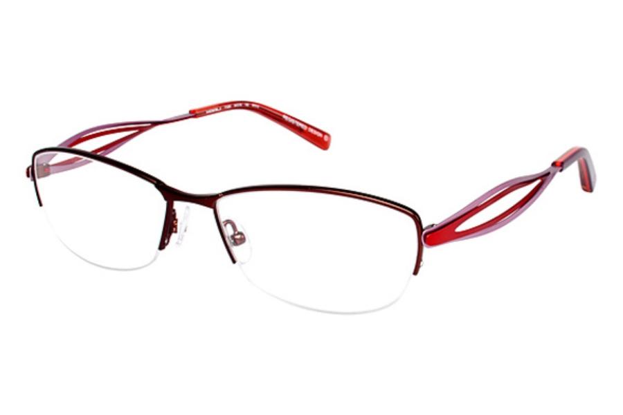 Koali 7122K Eyeglasses | FREE Shipping - Go-Optic.com