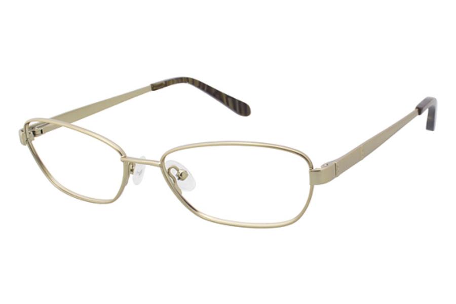Geoffrey Beene G208 Eyeglasses - Go-Optic.com