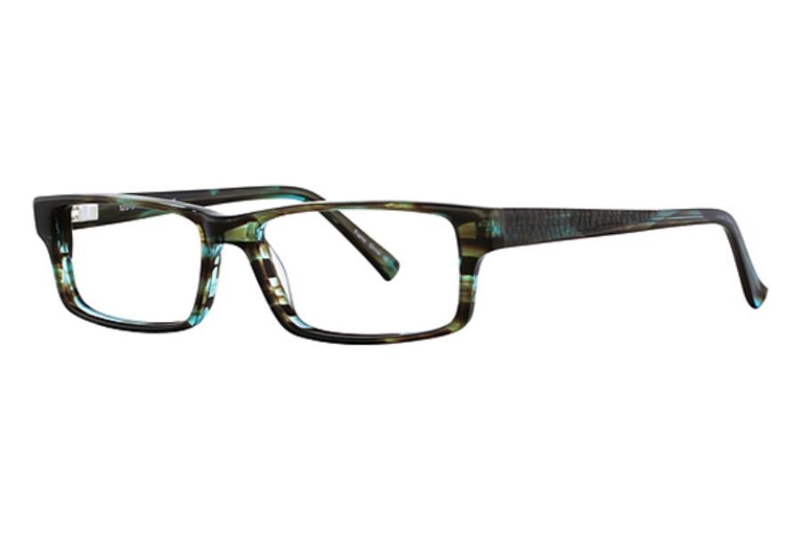 Colours - Alexander Julian Voile Eyeglasses | FREE Shipping