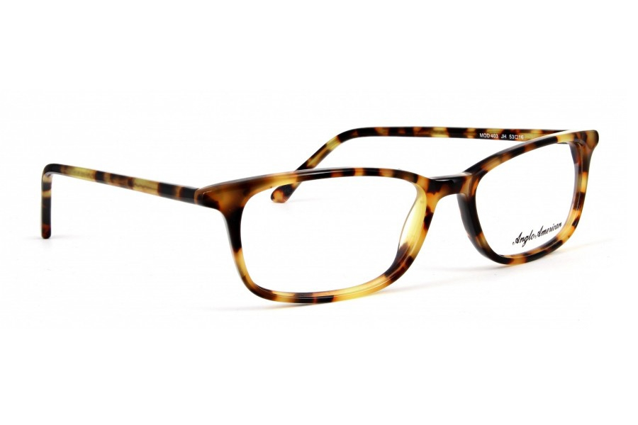 Anglo American 403E Eyeglasses in JH
