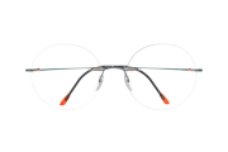 Silhouette 4535 5490 Chassis Eyeglasses Free Shipping