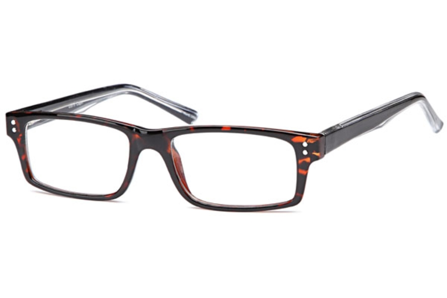 4U US 75 Eyeglasses in Tortoise