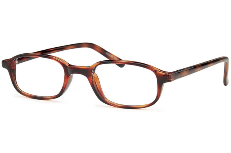 4U U 19 Eyeglasses in Tortoise