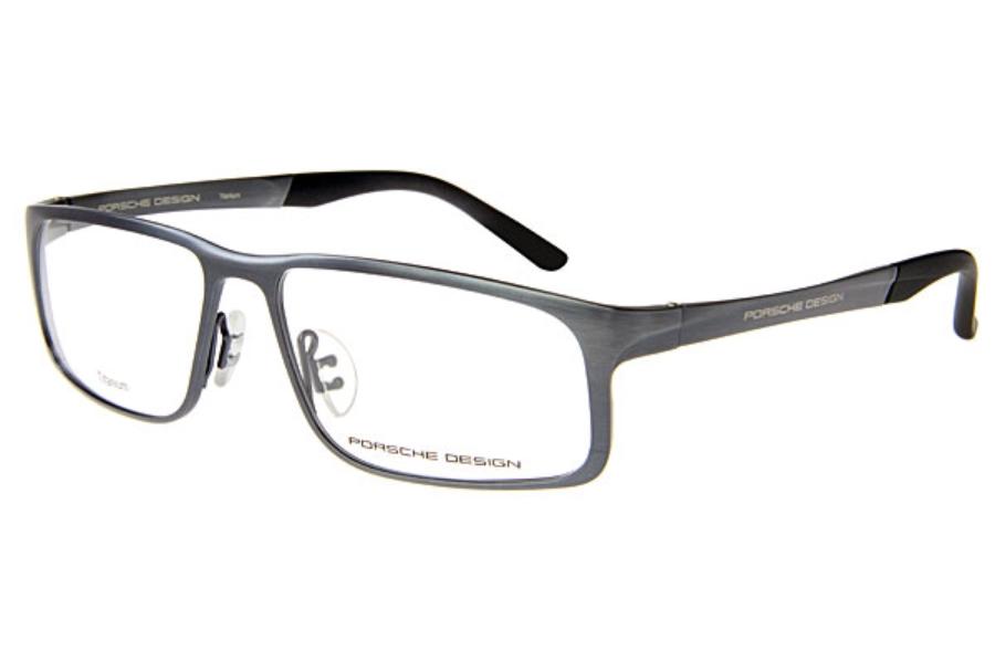 porsche design p 8165 eyeglasses free shipping
