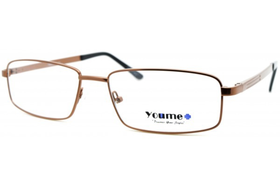 Youme 8724p Eyeglasses Go Optic Com