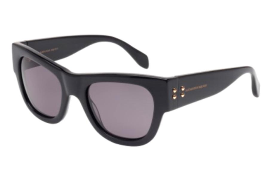 Alexander McQueen AM0033S Sonnenbrille Schwarz AM0033S 51mm 6E6I8PQ1KQ