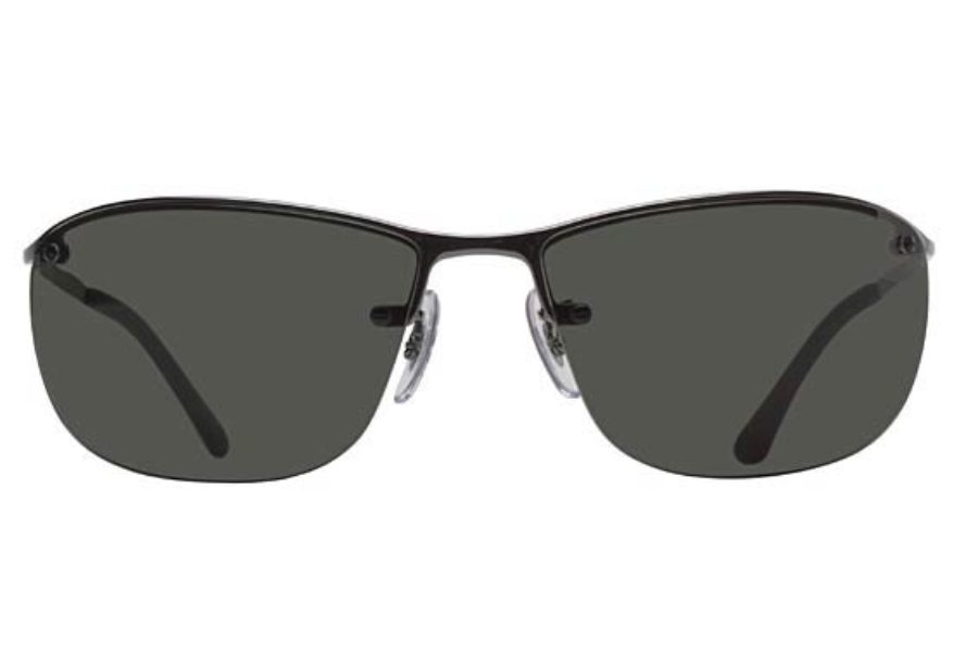 ray ban top bar