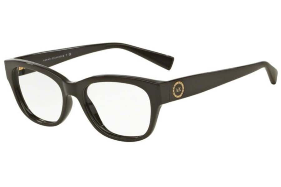 Glasses Frames Armani Exchange : Armani Exchange AX3026 Eyeglasses - Go-Optic.com
