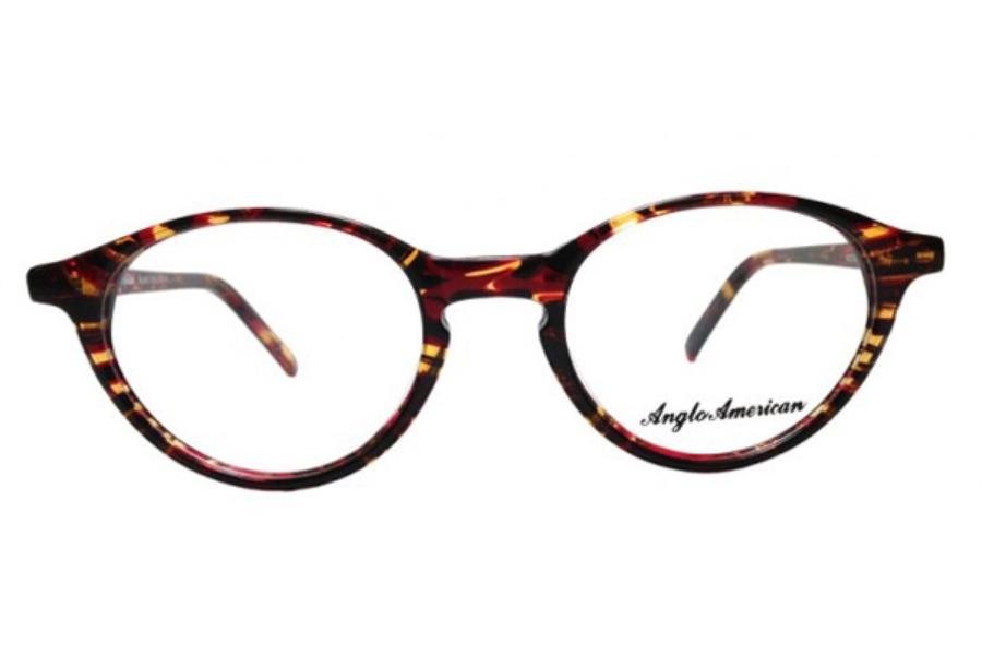 anglo american 288 eyeglasses free shipping go optic
