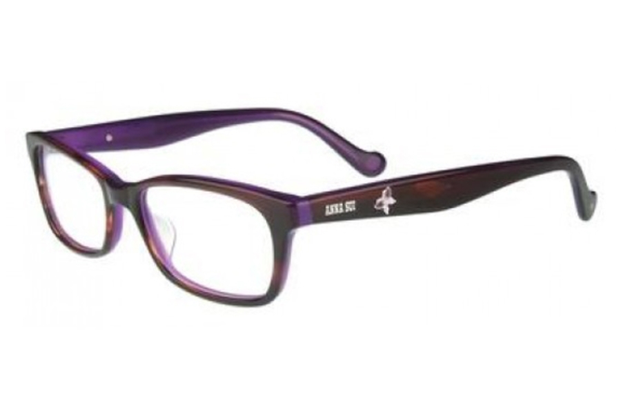 Anna Sui AS514 Eyeglasses   FREE Shipping - Go-Optic.com - SOLD OUT