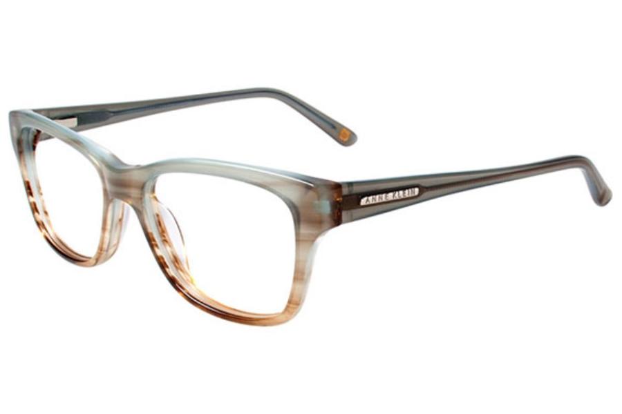Anne Klein AK5020 Eyeglasses   FREE Shipping - Go-Optic.com