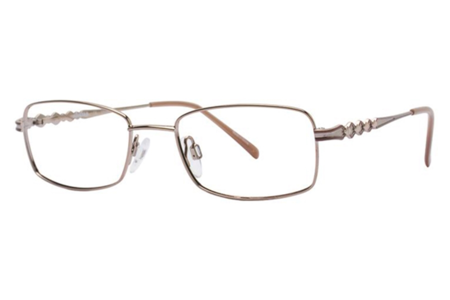 Aristar AR 16314 Eyeglasses in 562 Peach
