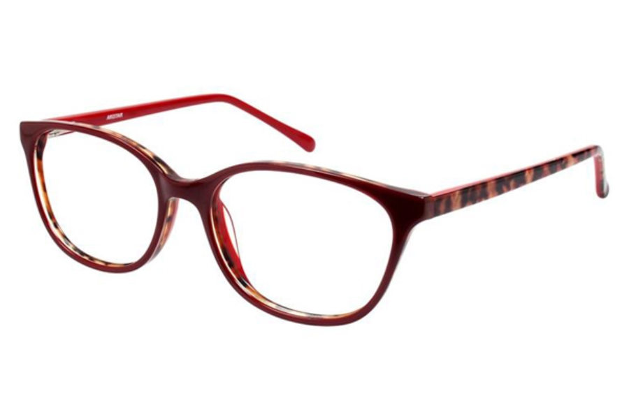 Aristar AR 16344 Eyeglasses in 531 Red