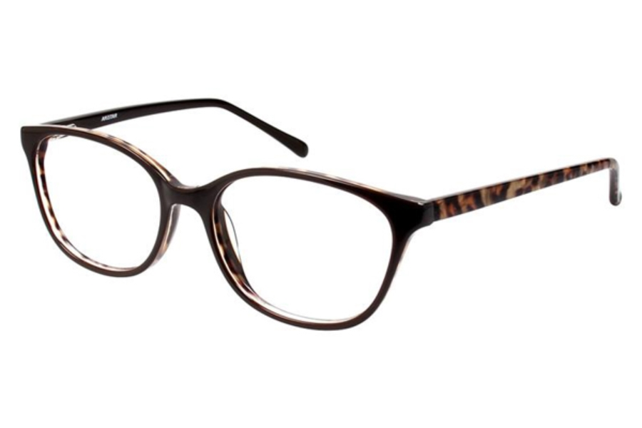 Aristar AR 16344 Eyeglasses in 535 Brown