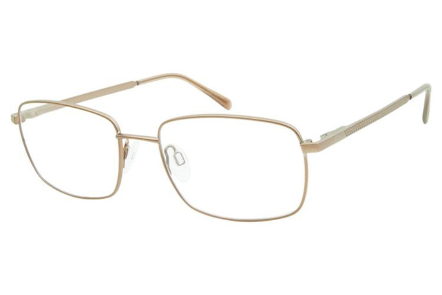 Aristar AR 16264 Eyeglasses in Light Brown