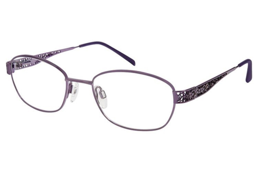 Aristar AR 16341 Eyeglasses in Purple