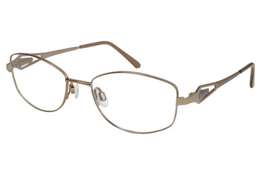 aristar ar 16369 eyeglasses go optic