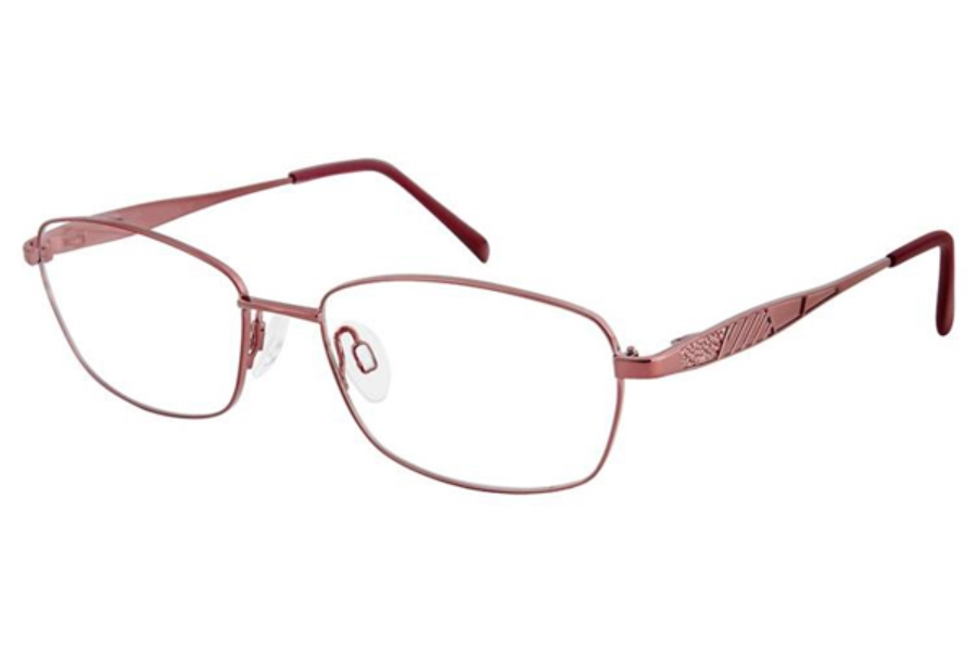 Aristar AR 16377 Eyeglasses in Wine