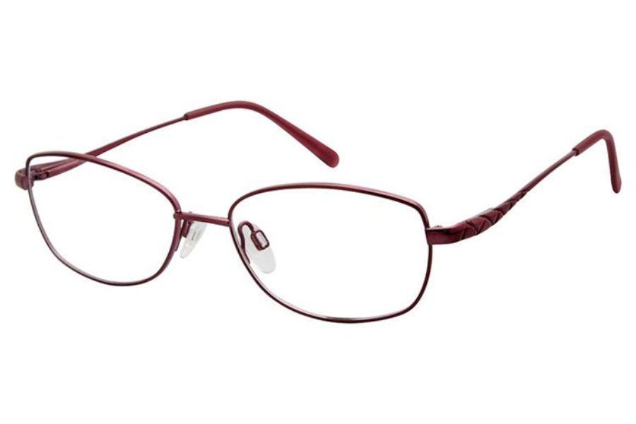 Aristar AR 16384 Eyeglasses in Wine