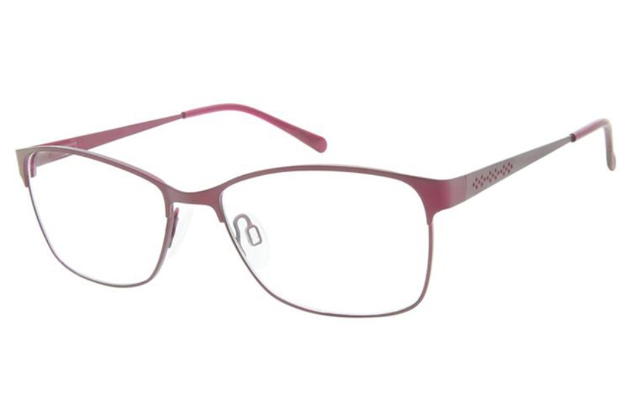 Aristar AR 16389 Eyeglasses in Burgundy