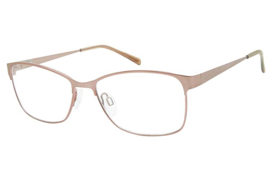 Aristar AR 16389 Eyeglasses in Light Brown