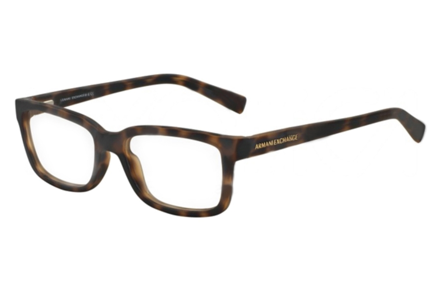 Eyeglass Frames Armani Exchange : Armani Exchange AX3022 Eyeglasses - Go-Optic.com