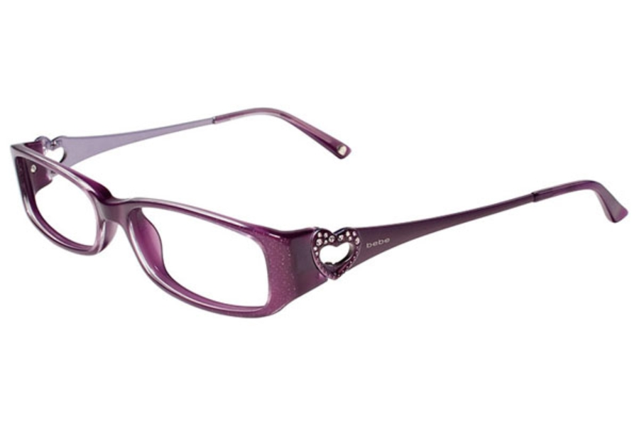 Bebe BB5020 Breezy Eyeglasses in Bebe BB5020 Breezy Eyeglasses