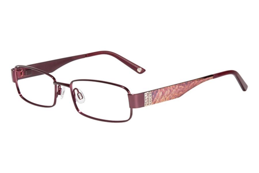 White Bebe Eyeglass Frames : Bebe BB5029 Cozy Eyeglasses FREE Shipping - Go-Optic.com