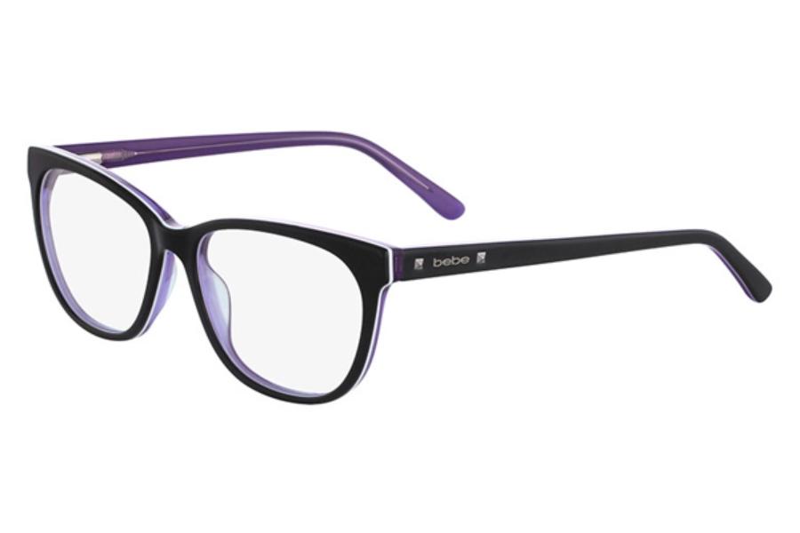 bebe bb5108 popular eyeglasses free shipping go optic