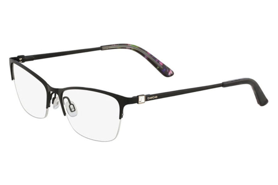 Bebe BB5119 Relevant Eyeglasses in Bebe BB5119 Relevant Eyeglasses