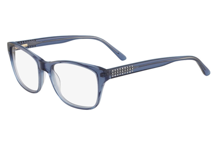 Bebe BB5120 Reality Check Eyeglasses in Sapphire