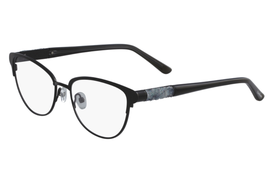 Bebe BB5147 Eyeglasses in 001 Jet