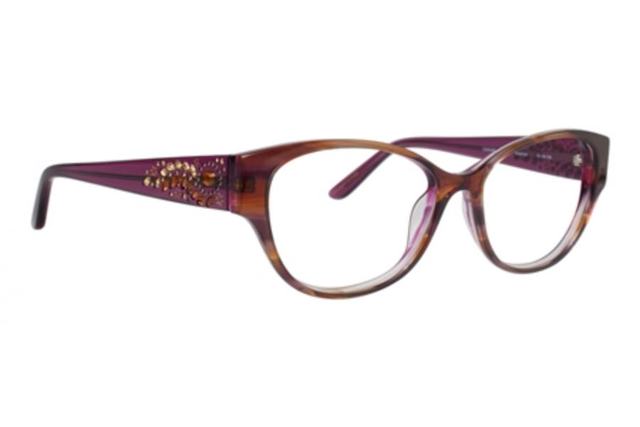 badgley mischka delphine eyeglasses free shipping