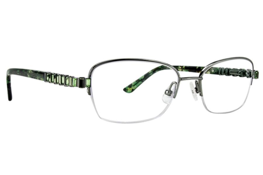 badgley mischka jilian eyeglasses free shipping