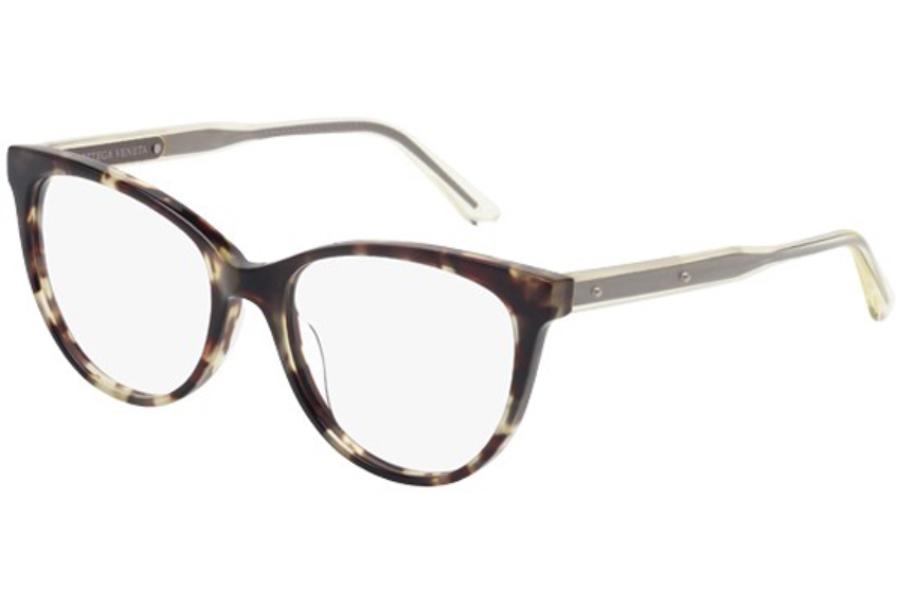 bottega veneta bv0025o eyeglasses free shipping