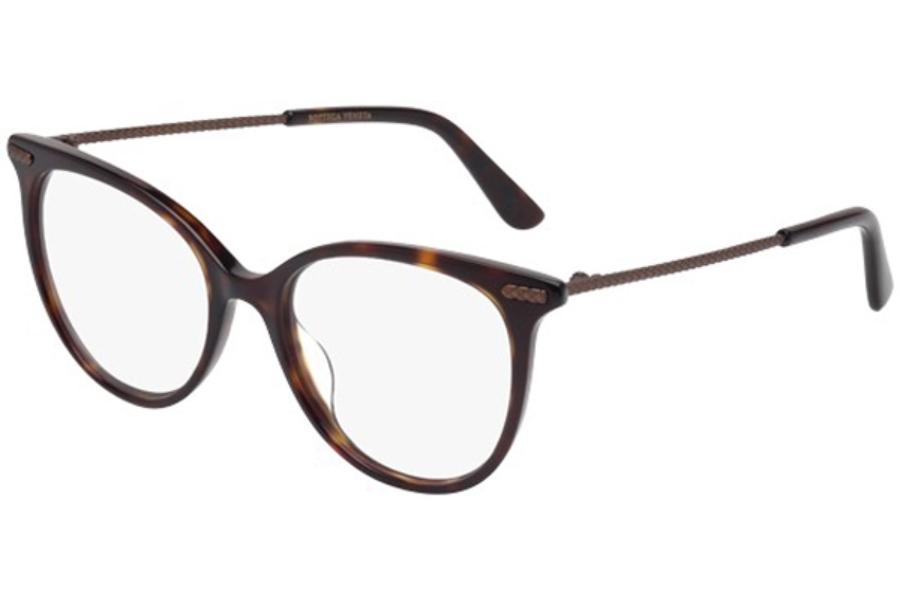 bottega veneta bv0031o eyeglasses free shipping