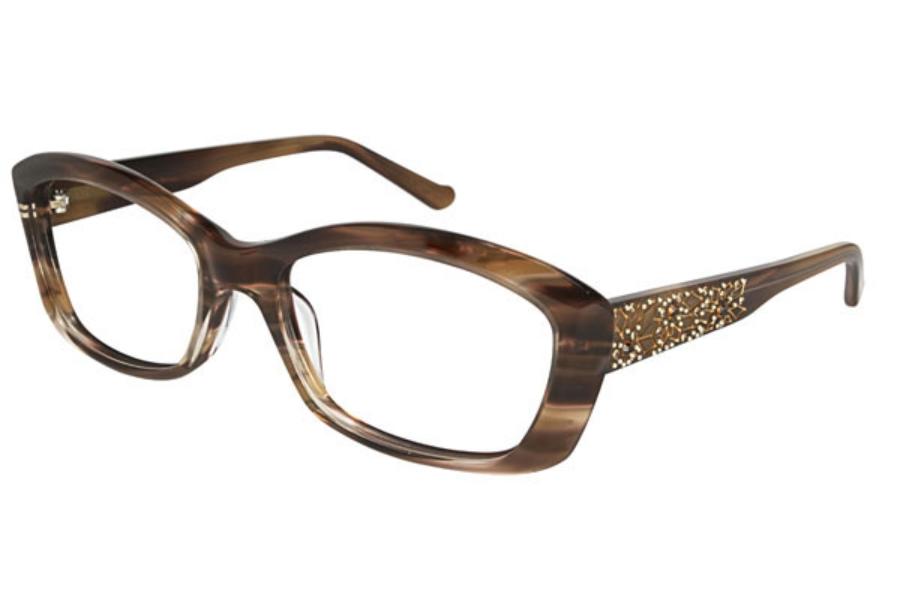 badgley mischka chantalle eyeglasses free shipping