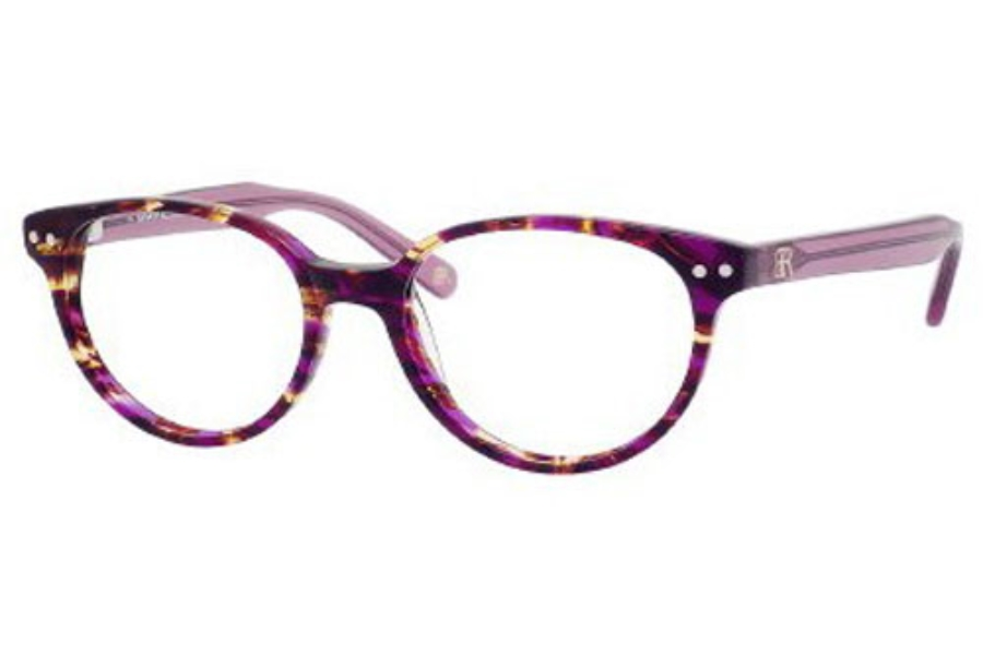 Banana Republic DOREEN Eyeglasses in 0JZY Lavender Marble
