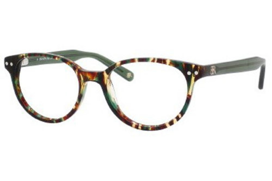 Banana Republic DOREEN Eyeglasses in 0JZZ Green Marble