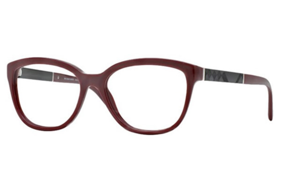 Burberry Ladies Eyeglass Frames : Burberry BE2166 Eyeglasses FREE Shipping - Go-Optic.com