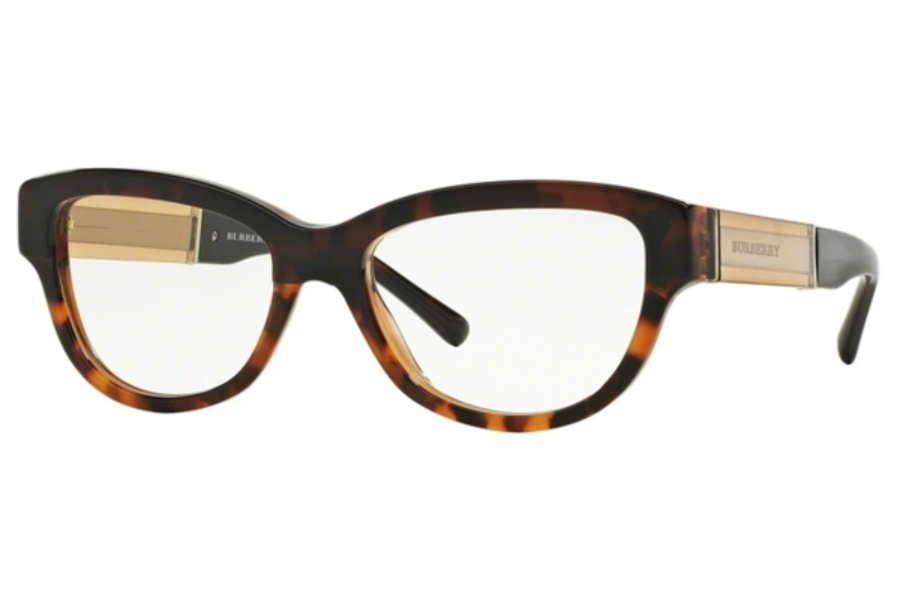 Burberry Ladies Eyeglass Frames : Burberry BE2208F Eyeglasses FREE Shipping - Go-Optic.com