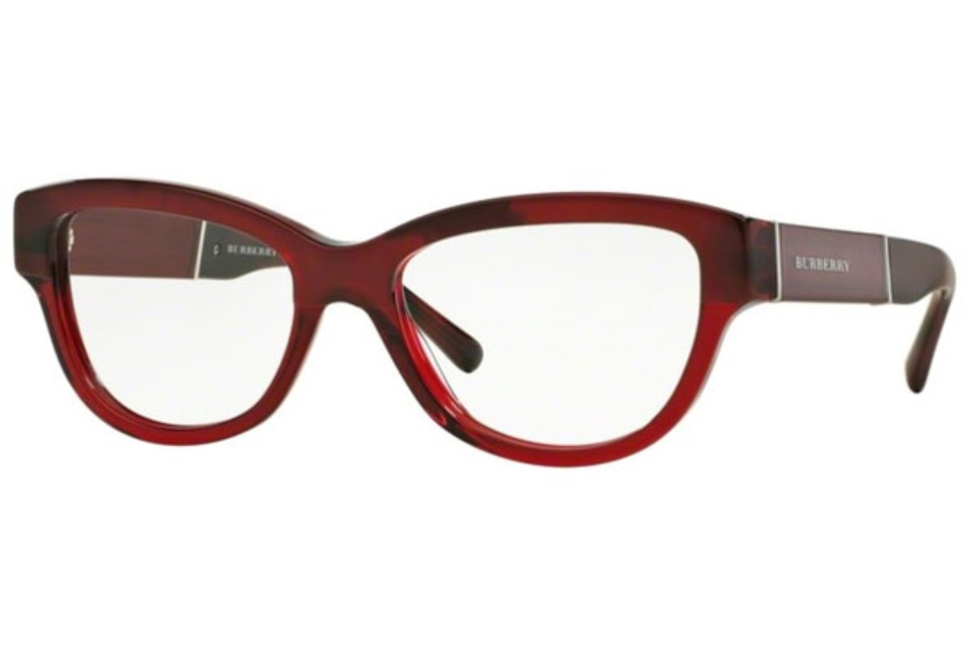 Burberry Ladies Eyeglass Frames : Burberry BE2208 Eyeglasses FREE Shipping - Go-Optic.com