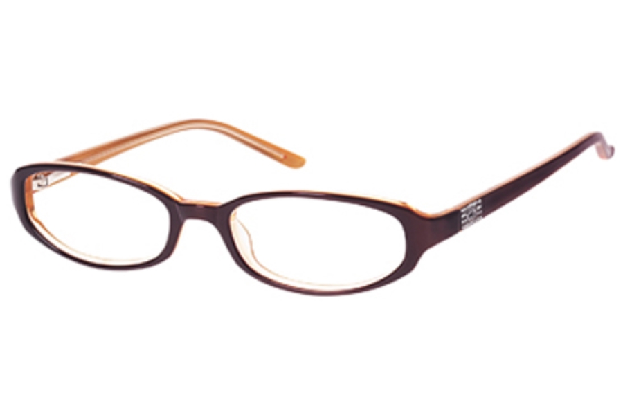 Candies C Nadia Eyeglasses in Brown (48 only)