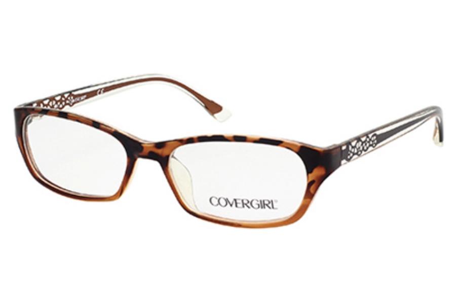 Eyeglass Frames Cover Girl : Cover Girl CG0510 Eyeglasses - Go-Optic.com