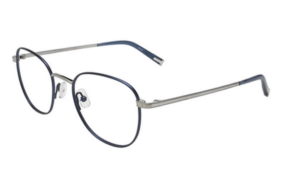Calvin Klein CK7114 Eyeglasses in 414 Navy