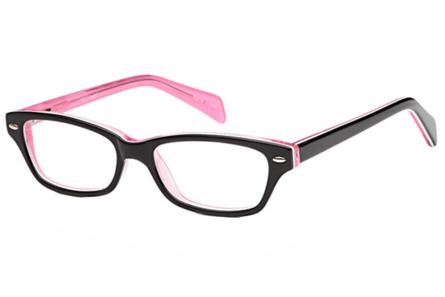 Capri Optics Trendy T21 Eyeglasses - Go-Optic.com
