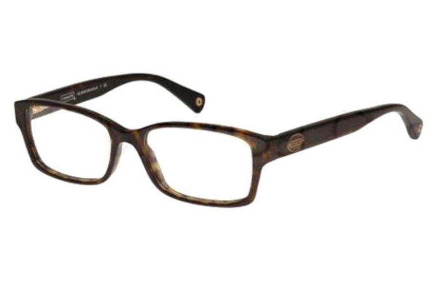 Coach HC6040 Eyeglasses FREE Shipping - Go-Optic.com